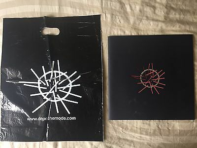 """Depeche Mode """"Sounds of the Universe"""" Official Tour Program, Martin Gore, Synth"""