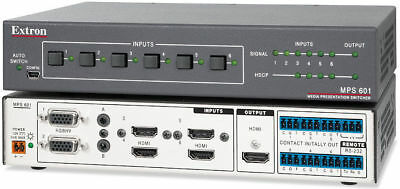Extron MPS 601 Media Presentation Switcher