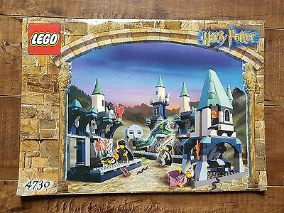 Harry Potter LEGO - 4730 The Chamber of Secrets  Instruction Manual Only