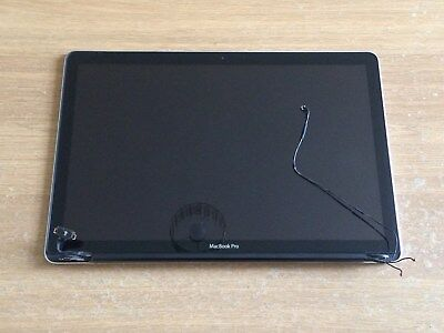 """Apple MacBook Pro 15"""" A1286 2011 TOP LID COVER + SCREEN COMPLETE PANEL"""