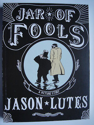 Jason Lutes - Jar of Fools: A Picture Story grapic novel comic book