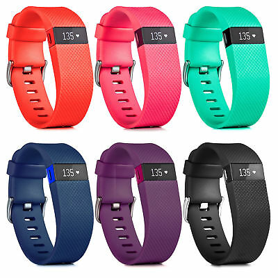NEW Fitbit Charge HR Activity Heart Rate + Sleep Wristband Small or Large