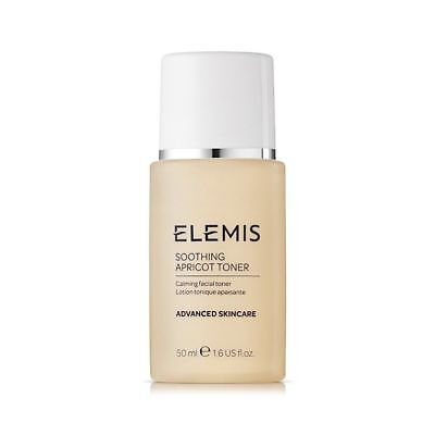 ELEMIS, Soothing Apricot Toner, 50ml, new and unboxed.