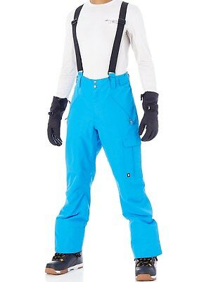 Protest Mid Blue Denysy Snowboarding Pants