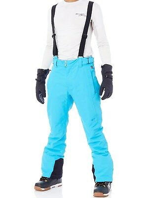 Protest Electric Blue Oweny Snowboarding Pants