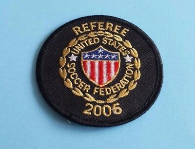 2005 United States Soccer Federation Referee Patch