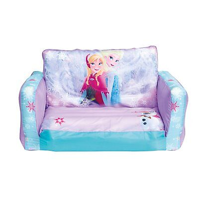 Disney Frozen 2 in 1 Inflatable Flip Out Mini Sofa & Lounger