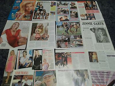 Jennie Garth   clippings #RC9
