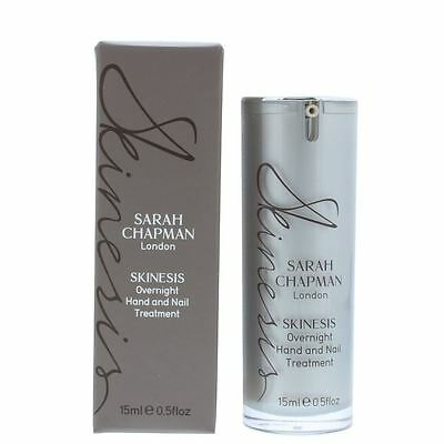 Sarah Chapman Skinesis Overnight Hand And Nail Treatment 15ml