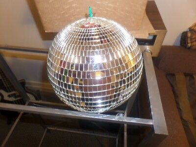 Disco Ball With Motor