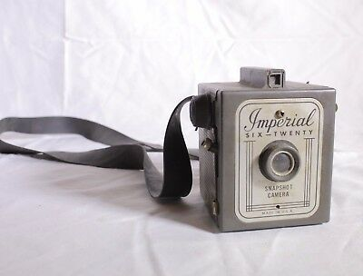 imperial six twenty camera snapshot camera made in the usa