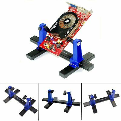 360° SN-390 Adjustable PCB Holder Printed Circuit Board Soldering Assembly Clamp