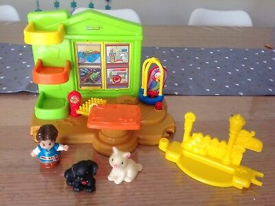 Fisher Price Little People Pet Shop