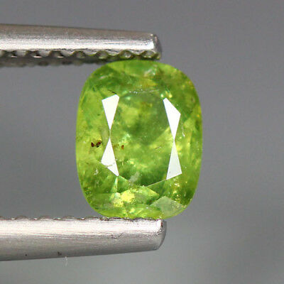 0.68 Cts_Stunning Very Rare Collection_100 % Natural Demantoid Garnet_Russia