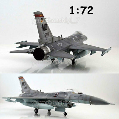 1/72 F-16C Fighting Falcon fighter aircraft USAF MO plane finished Easy model
