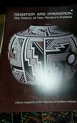 tradition &innovation the pottery of new mexico's pueblos