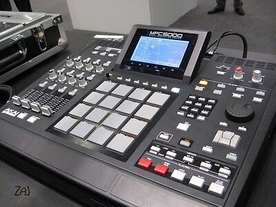 Akai MPC 5000 in Original BOX scatola originale