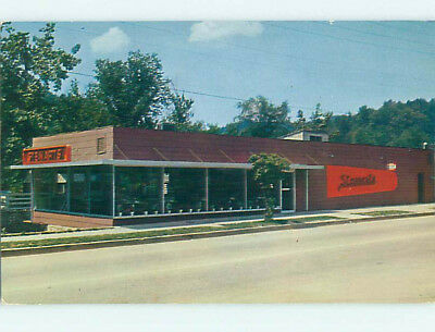 Pre-1980 STEWARTS RESTAURANT Gatlinburg Tennessee TN M9756
