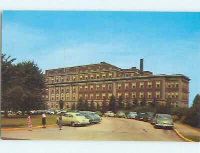 Unused Pre-1980 HOSPITAL SCENE Youngstown Ohio OH J8883