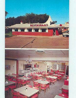 Unused Pre-1980 ZAFFER'S RESTAURANT Carlsbad New Mexico NM M9284
