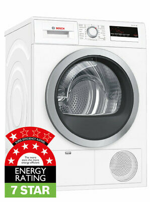 NEW Bosch WTH85200AU Serie 4 8kg Heat Pump Dryer