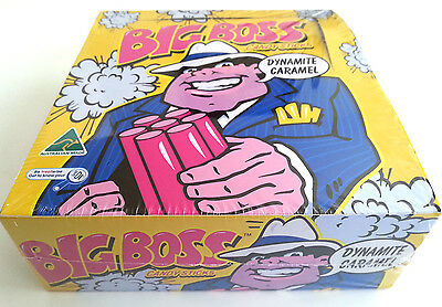2 x Big Boss Candy Sticks - Bulk Lollies
