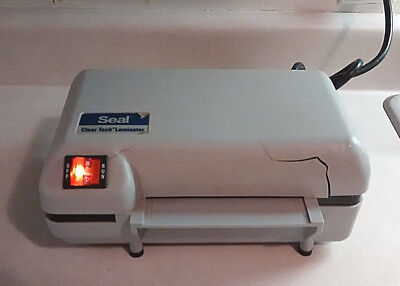 Clear Tech Ct 400 Thermal Laminator
