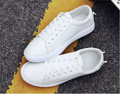 2017 NEW Fashion Men Shoes couples Leather Shoe Casual Sneakers Shoes