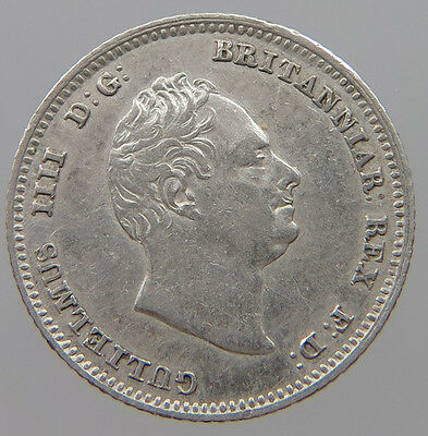 Great Britain Four Pence 1836 Top  #t20 169