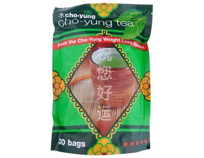 30 x Cho Yung Weightloss Teabags