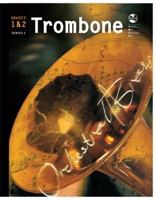 AMEB Trombone Series 1 Grades 1 & 2 Book *NEW* Music