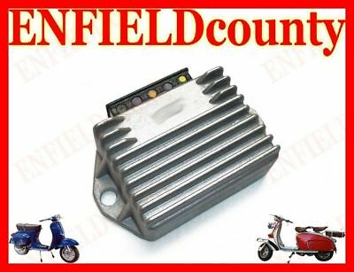 Vespa 12V Regulator Rectifier 5 Pin Coloured Electric Start Lml Px Pe T5  @aud
