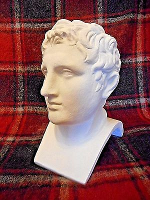 Alexander the Great Macedonian Bust 15 inch