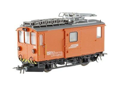 Bemo 1277145 RhB BerninaBahn Triebwagen De2/2 151 orange Ep5 Metal limit NEU+OVP
