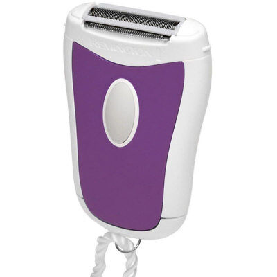 Remington Smooth Silky Battery Operated Compact Lady Shaver Epilator  New