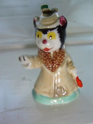 Wade Mrs Fluffy Cat--From Noddy 1950's