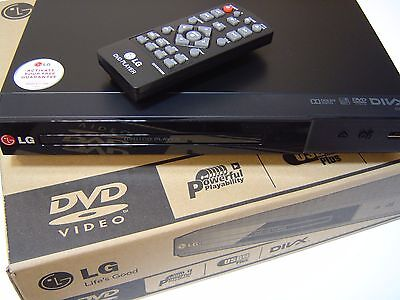 LG DP132 Multi Region ALL 0 1 2 3 4 5 DVD PLAYER USB XVID  Scart lead , NO HDMI