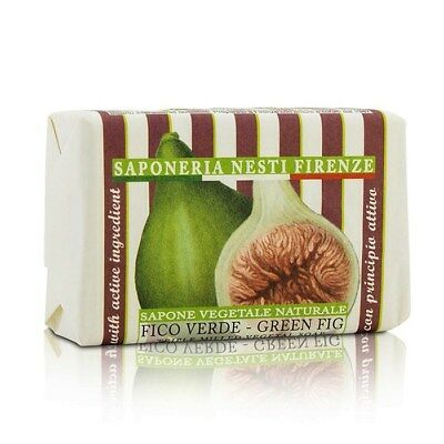 Nesti Dante Le Deliziose Natural Soap - Green Fig 150g Bath & Shower