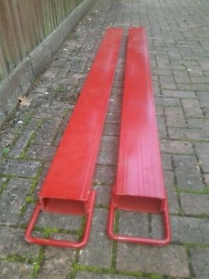 Fork Lift Extensions