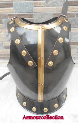 Roman Armour Breastplate_Knight Jacket Crusader Spartan Halloween Collectibles
