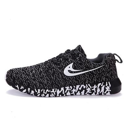 New Sneakers Men's Breathable Shoes Running Sports Casual Athletic Shoes Fashion