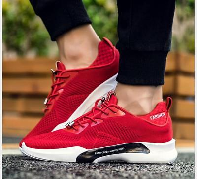 fashion New Men's sports shoes Breathable Athletic Sneakers running Shoes