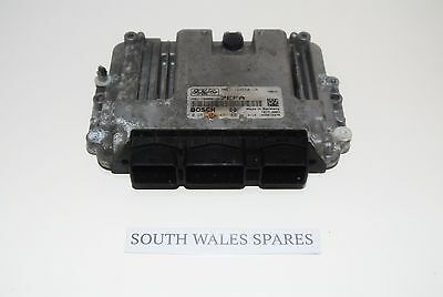 Ford Focus Mk2 1.6 Tdci Engine Ecu 7M51-12A650-Ua 0281012487