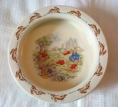 Royal Doulton Bunnykins Round Cereal Bowl