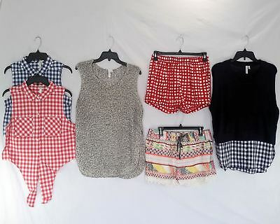 Wholesale Lot of 50 Women Jumpsuits Pants Shorts Skirts Tops Brand New Manifest