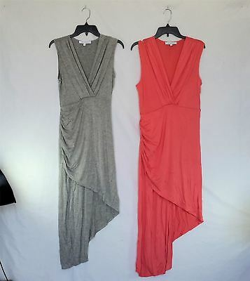 Wholesale Lot of 49 Ruched V Neck Draped Dresses Mix sizes Brand New Manifested