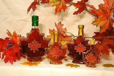Canada Maple Syrup - Multiple Brands & Flavours