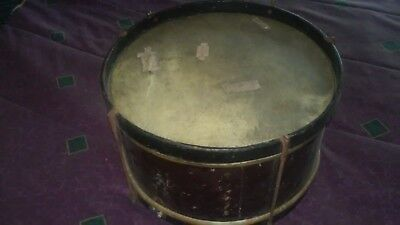 Vintage 1920s/1930s snare drum not sure what brand