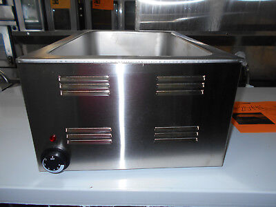 Atosa / Mix Rite Stainless Steel 7700 NEW Full Size Electric Food Warmer #2551N