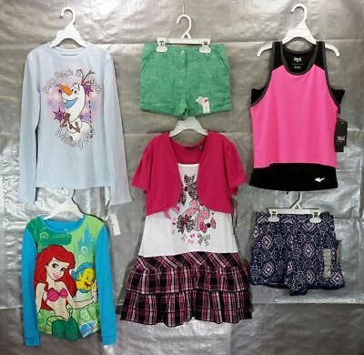 Wholesale Sample Lot of 50 Brand New Children's GIRL Clothing 50 Pcs FREE SHIP